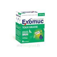 EXOMUC 200 mg glé usage oral en sachet 15 Sachets/2g à CANEJAN