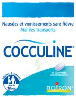 Boiron Cocculine Comprimés orodispersibles B/40 à CANEJAN